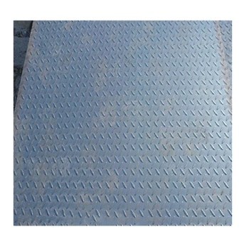 Best Price 355JR Carbon Standard Steel Checkered Plate Sizes