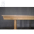American solid wood antique Style Wooden rustic Dining Table Design