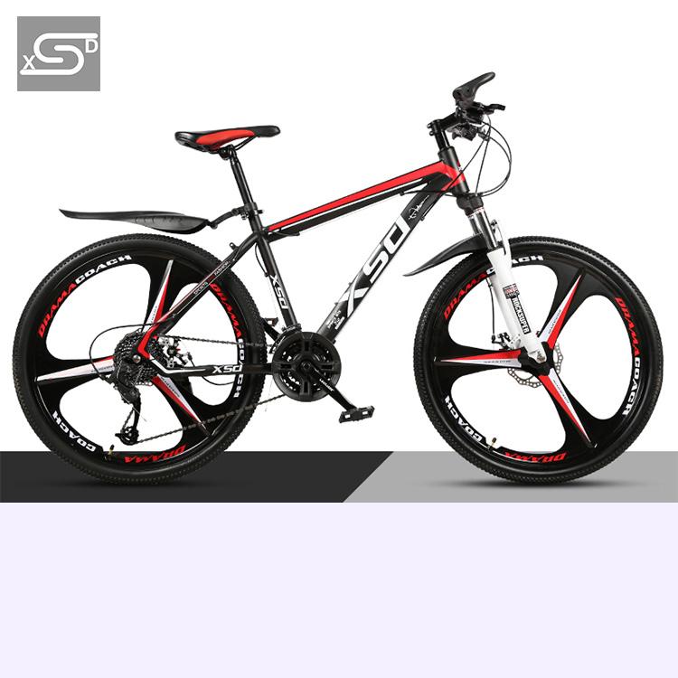 26 pollici 21 Velocità di alta qualità in acciaio al carbonio mountain bike/bici della bicicletta della montagna