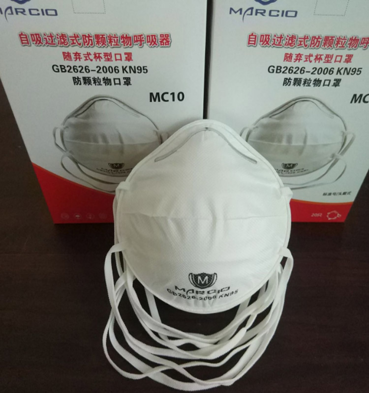 3M 8210 N95 RESPIRATOR MASK 20 per pack - Sealed Box - Fast Shipping