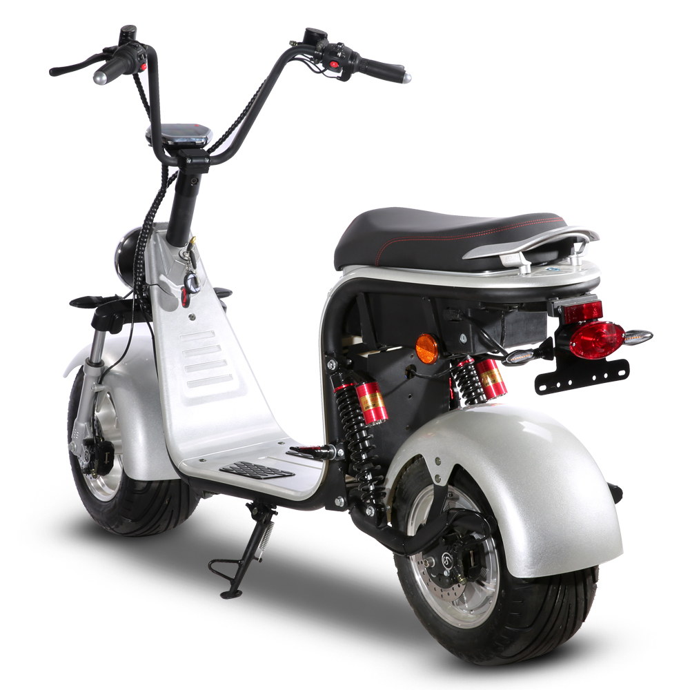Powerful Offroad 3000 Watt Electric Scooter For Adult Eu Warehouse