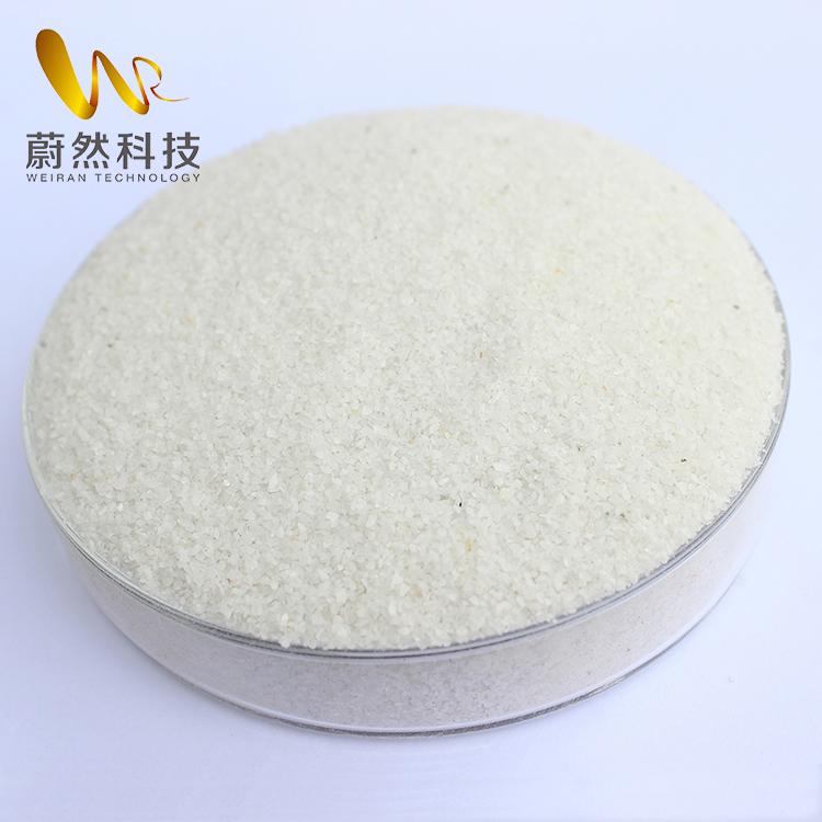 natural high whiteness lower price per ton granule dolomite