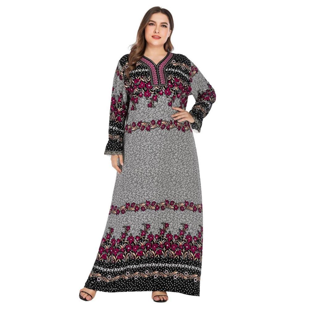 디자인 인도 Kaftan Abaya 드레스 이슬람 의류 이슬람 가운