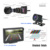New Universal HD 1080P 720P Car Monitor Backup 170 Angle Waterproof AHD Camera Rearview System Parking Car Sensor Reversing Aid