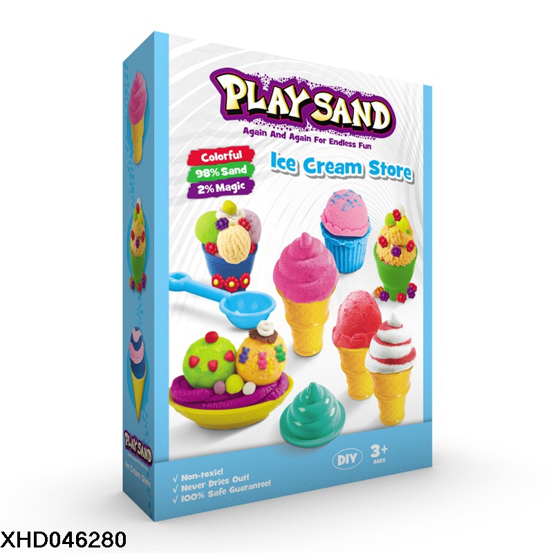 Educational Toys Sensory Toys Creative Art Play <strong>Sand</strong> for Boys and Girls Age 3+ 10year Old <strong>Magic</strong> <strong>Sand</strong> Toy
