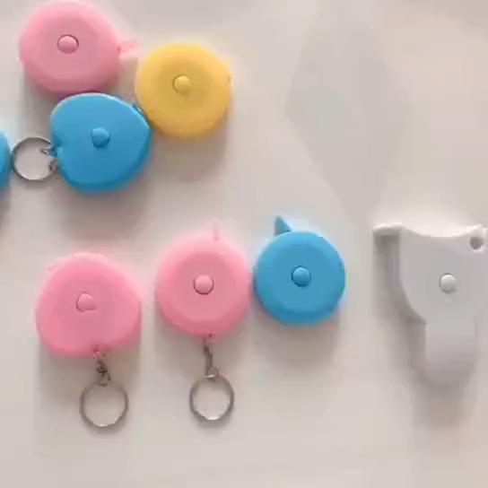 Wholesale Mini Advertising Custom Cloth Measurement Tape