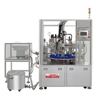 Best automatic cream production line fragrance perfume cologne filling machine