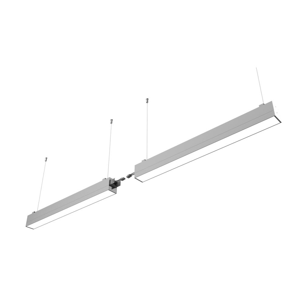 Super Bright Aluminium Narrow Beam Led Linear Light For Indoor Office Supermarket Stadium