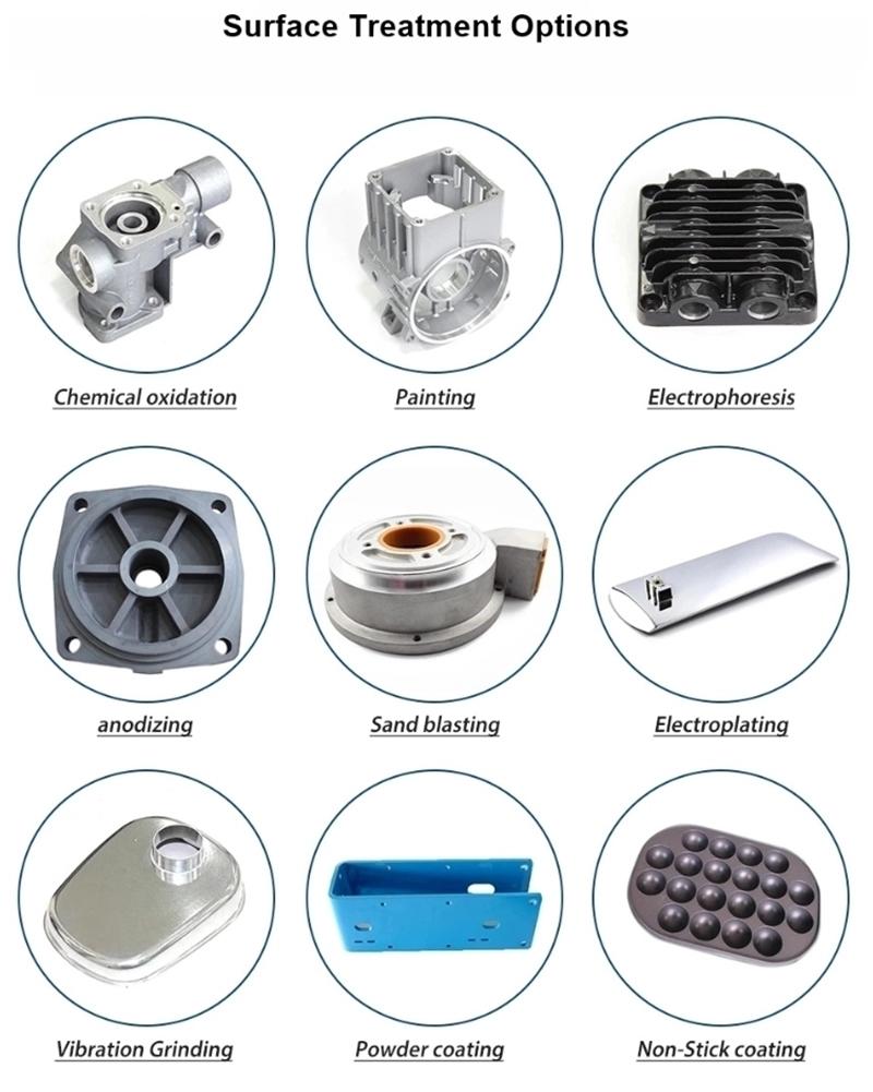 Led die casting aluminum bulbs manufactures