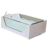 foshan sex massage hydromassage whirlpool bathtub/ bath tub whirlpool