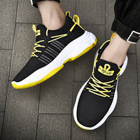 Hot Sale New Men Sneakers Thick Sole Breathable Running Shoes for Men Outdoors Walking Shoes Zapatillas