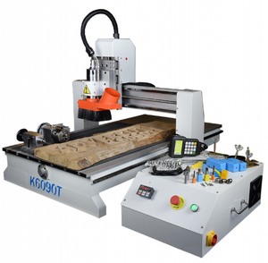 Great discount, welcome inquiry desktop cnc machine K6090T for woodworking DIY at home