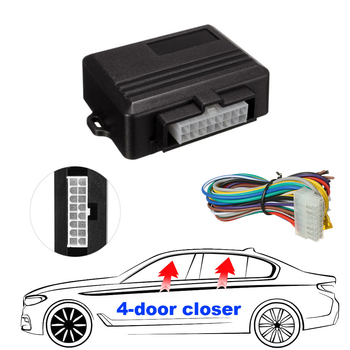 Factory Hot sell Auto car power window closer 2/4 Doors Option Car Auto Power Window Closer Module