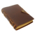 High Quality A4 A5 Size Leather Police 100 Pages Writing Notebook Journal