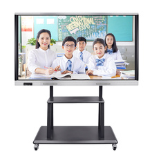 55 65 75 86 100 Inch Dinding OPS PC All-In-One IQ Sekolah Smart Board/<span class=keywords><strong>digital</strong></span> Layar Sentuh Smart Board Interactive Whiteboard