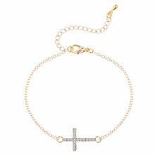 Kinitial мой золотой бегущая лиса браслеты, ювелирные изделия, рок якорь Hombre Bandsail(Китай)