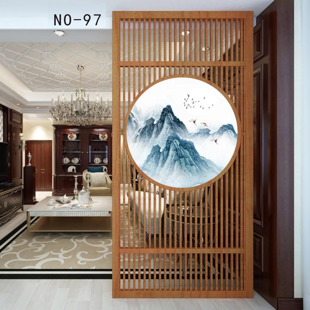 Sala De Estar De Madera Divisor Diseños Buy Diseños Divisores De Sala De Estar De Madera Diseños Divisores De Habitación Divisor De Habitación Colgante Product On Alibaba Com