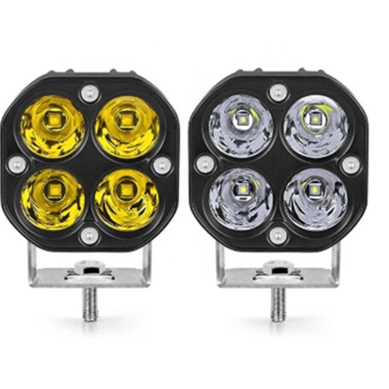 Spot Beam Truck Lighting Systems Fog/Driving Lights Headlight for Cars Led Lamp