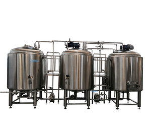 Hot Sale wine and beer making supplies equipment brewing 1000L 10Hl 10BBL per batch