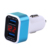 Chinese goods wholesale fast charging dual usb car charger