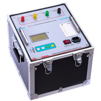 HTDW-5A Earth Network Grounding Resistance Tester Earth Leakage Current Tester