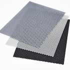 Aluminum plate perforated metal mesh punched screen for decoration