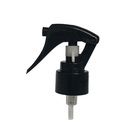 24/410 Black mini trigger sprayer for bottle