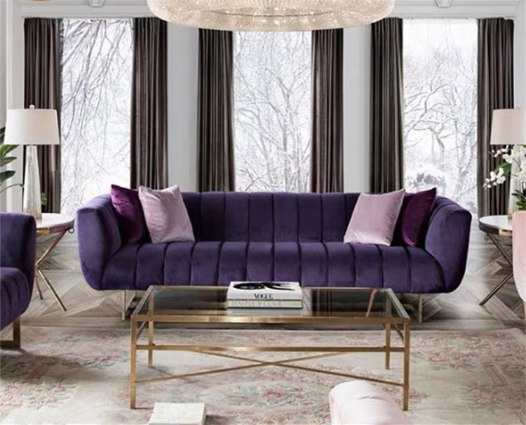 Wholesale Luxury 3 Seater Sofa Modern, Living Room Sofa Set Modern Couch, Modern Sofa Furniture