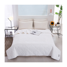 Großhandel Sommer Weiß Farbe Hotel Stoff 100% Baumwolle bett <span class=keywords><strong>Quilt</strong></span>