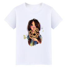 Egirl одежда мягкая девушка Эстетическая Летняя мода гранж мультфильм рубашка Корейская одежда футболка женская Эстетическая одежда футболк...(China)