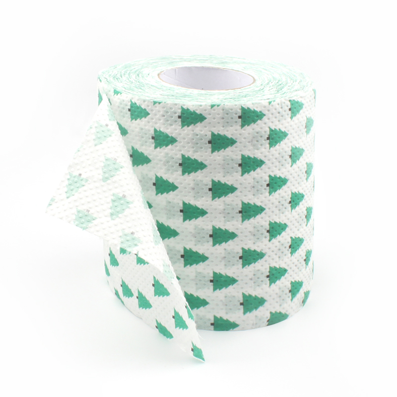 VOBAGA kerstboom 2ply wc roll tissue papier