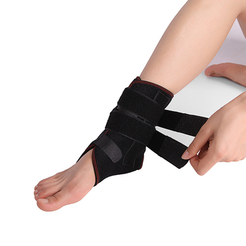 Custom Color Elastic Ankle Brace Support Fracture Recovery Ankle Support Brace