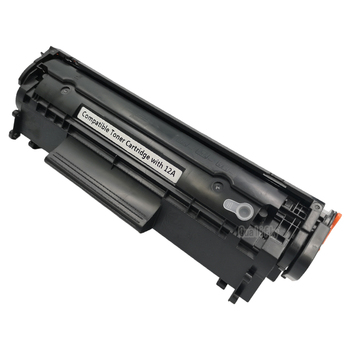 compatible original 12A cartridge refillable toner hp Q2612A laser toner cartridge for hp laserjet p