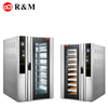 Hot wind reflow rack convection ovens,portable mini convection oven 3 units 5 trayS