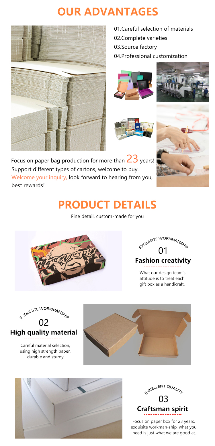 Dezheng Suppliers kraft paper jewelry boxes manufacturers-6
