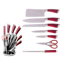 굿 quality 아크릴 서 8 pcs stainless steel 주방 칼 set