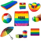 Rainbow new unique china cheap promotional products custom branded gift sets marketing promotional items with logo
