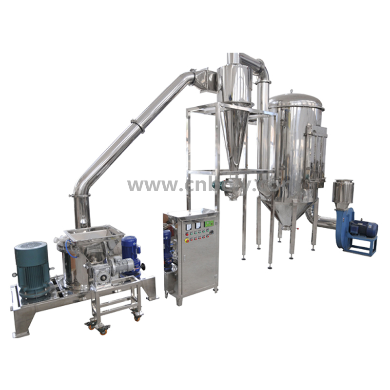 Guar Gum Powder pulverizer Maize Starch for Pharmaceutical crushing pulverizer