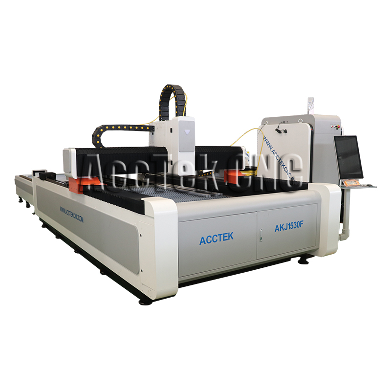 Heavy industry fiber <strong>Laser</strong> 1kw cutting machine 1530