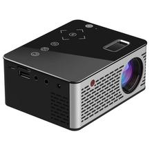 HEIßER Verkauf T200 500ANSI Lumen 1080P Volle <span class=keywords><strong>HD</strong></span> Touch Control <span class=keywords><strong>Mini</strong></span> Home Entertainment <span class=keywords><strong>Smart</strong></span> <span class=keywords><strong>Projektor</strong></span>