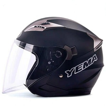 YM-627 halbe gesicht helm DOT helm <span class=keywords><strong>ABS</strong></span> material <span class=keywords><strong>motorrad</strong></span> helm