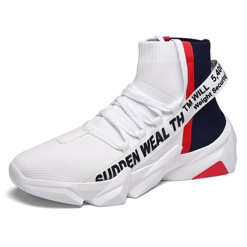 zapatos altos adidas