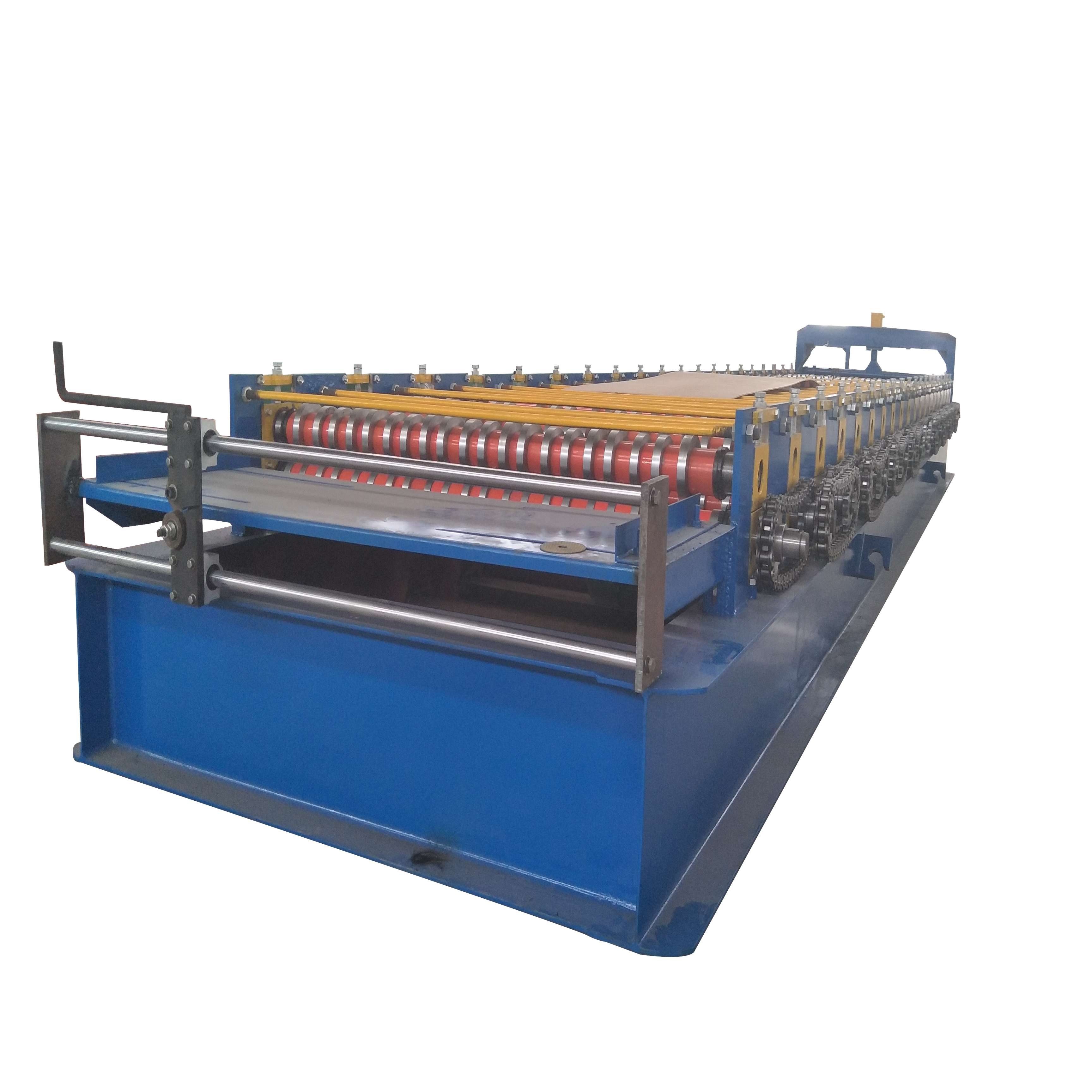 <strong>double</strong> deck roll forming <strong>machine</strong> 3300