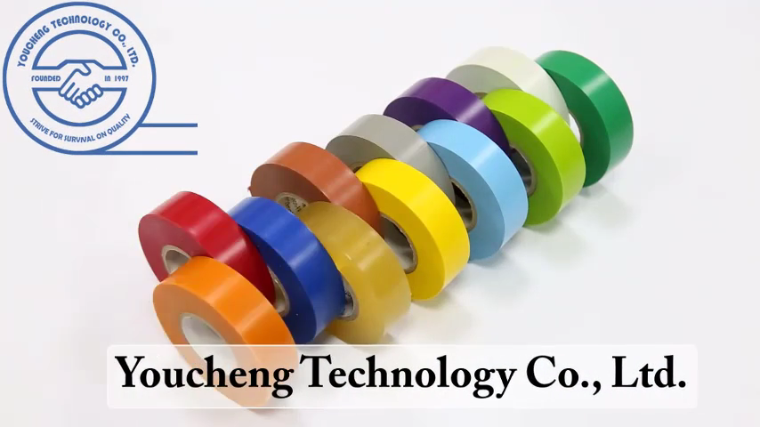Flame retardant waterproof pvc tape raw material insulating for wire wrapping