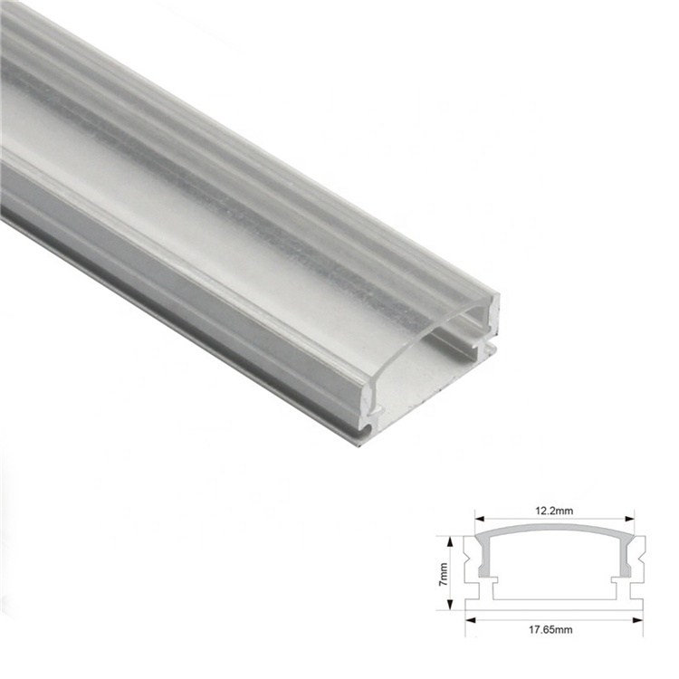 2020 Led strip profile/LED aluminum channel/aluminum profile for led strip