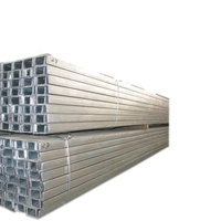 Q235 A36 SS400 S235JR popular sale galvanized steel channel c sizes price