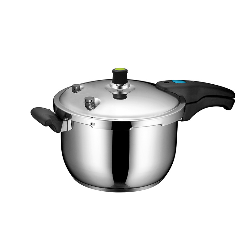 Stainless Steel Pressure Cooker Household Gas Induction Cooker Universal Large Capacity
