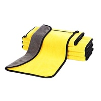 Car cleaning tools professional grade microfiber towel for car washing