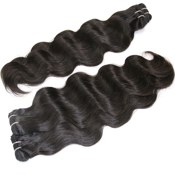 10A Unprocessed 4 Bundles Brazilian Virgin Hair Body Wave Human Hair Bundles Cheap 10-30 100% Raw Virgin Brazilian Hair Weaving