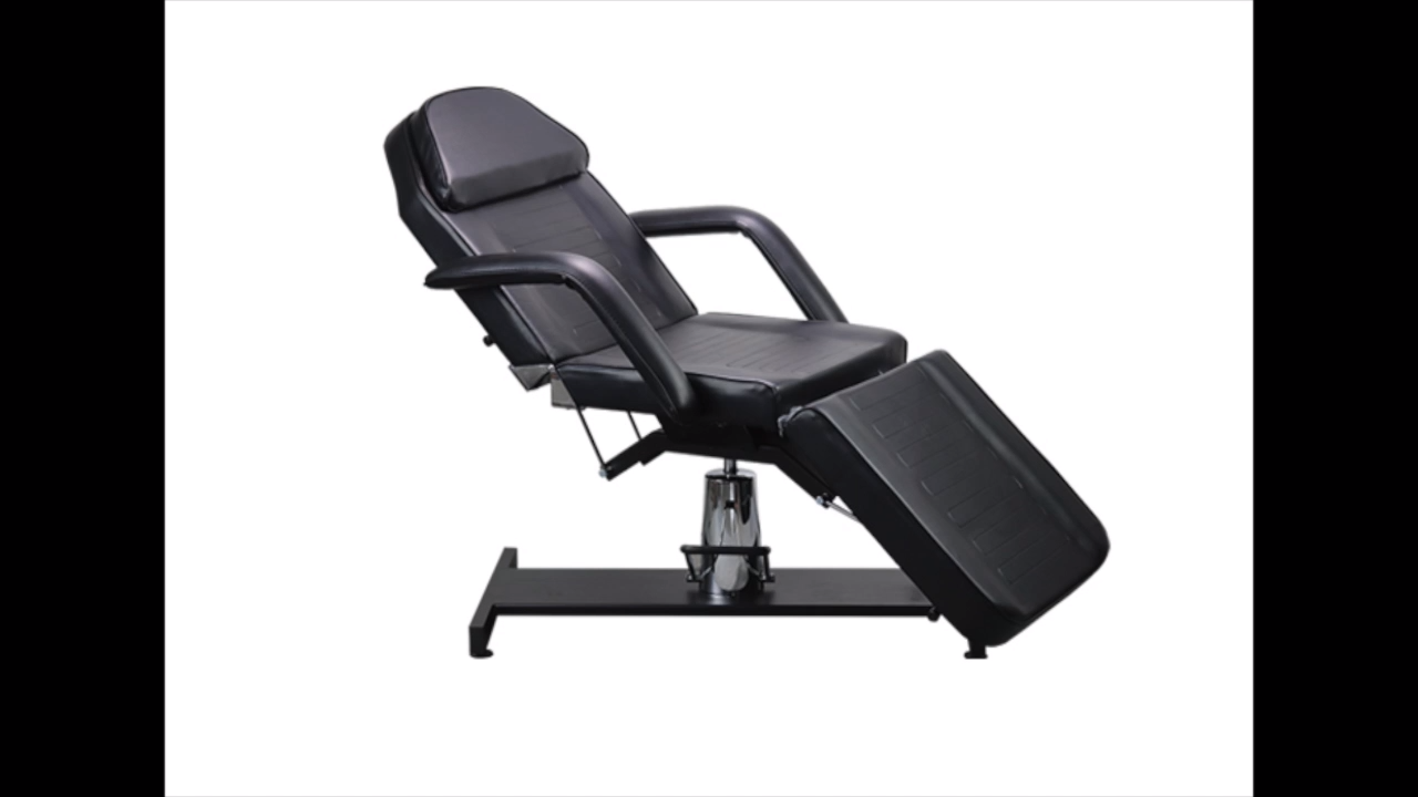 DTY hydraulic portable facial bed set massage table beauty salon spa tattoo chair